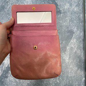 Vintage Faded Pink Kate Spade Wristlet Purse